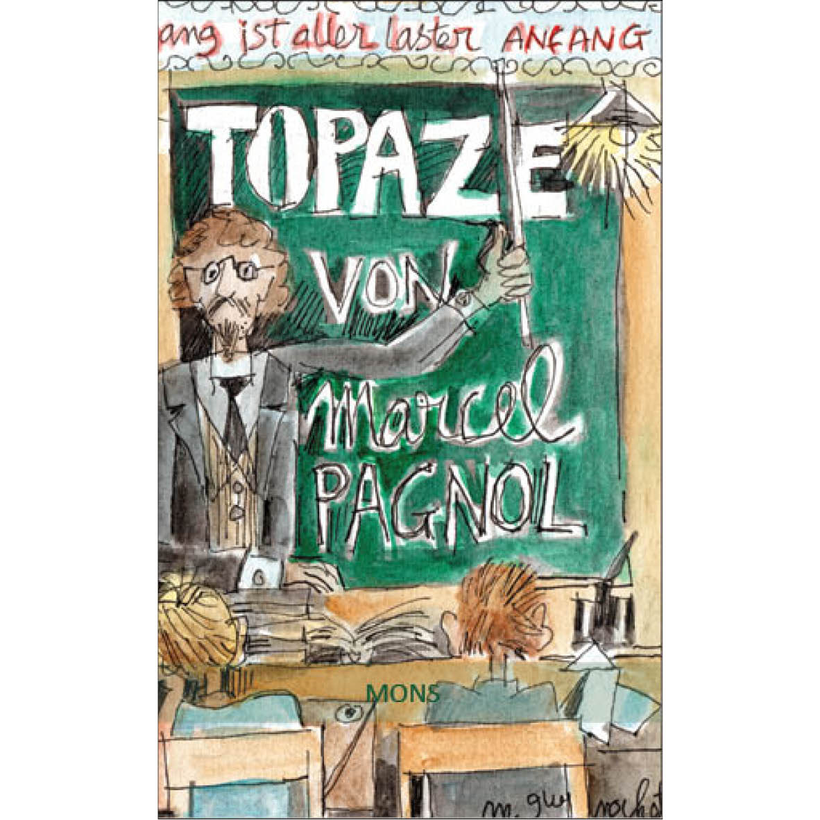 28.06.2019 in Bremen: Lesung aus Topaze