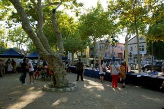 10.08.2018: Les Nocturnes Littéraires 2018 in Saint-Tropez