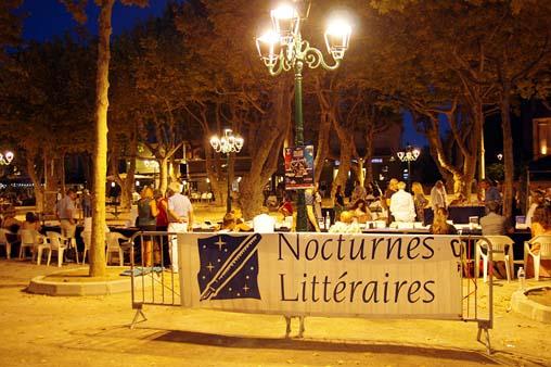 06.08.2019: Les Nocturnes Littéraires