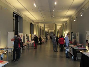 21.11.-27.11.2015: Messeauftritt auf der Sächsischen Bücherschau in Dresden