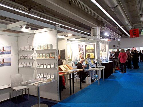 10.10.-14.10.2018: Frankfurter Buchmesse