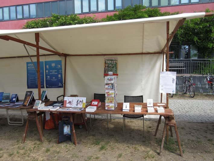 19.05.2019: Lit:potsdam Büchermarkt