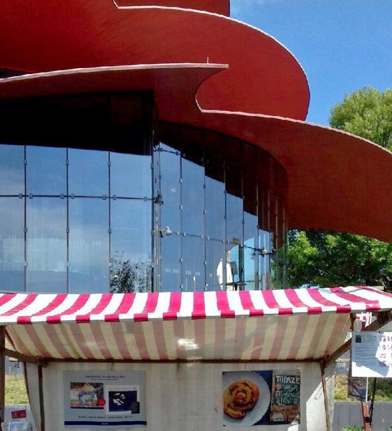 """Abgesagt 7. Juni 2020 – LIT:potsdam Büchermarkt => Sonntag, 9. August 2020 von 13 bis 18 Uhr """" Treffpunkt Freizeit"""""""