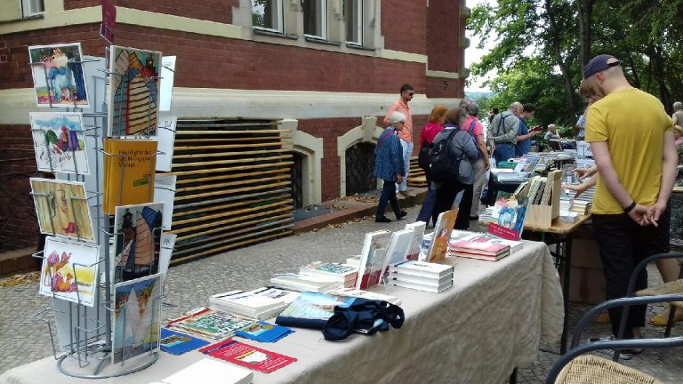 11. Juli 2020 – Kleine Verlage am Großen Wannsee => Livestream-Veranstaltung am Wannseeufer