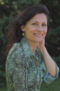 Autorin Diane Carmel Léger