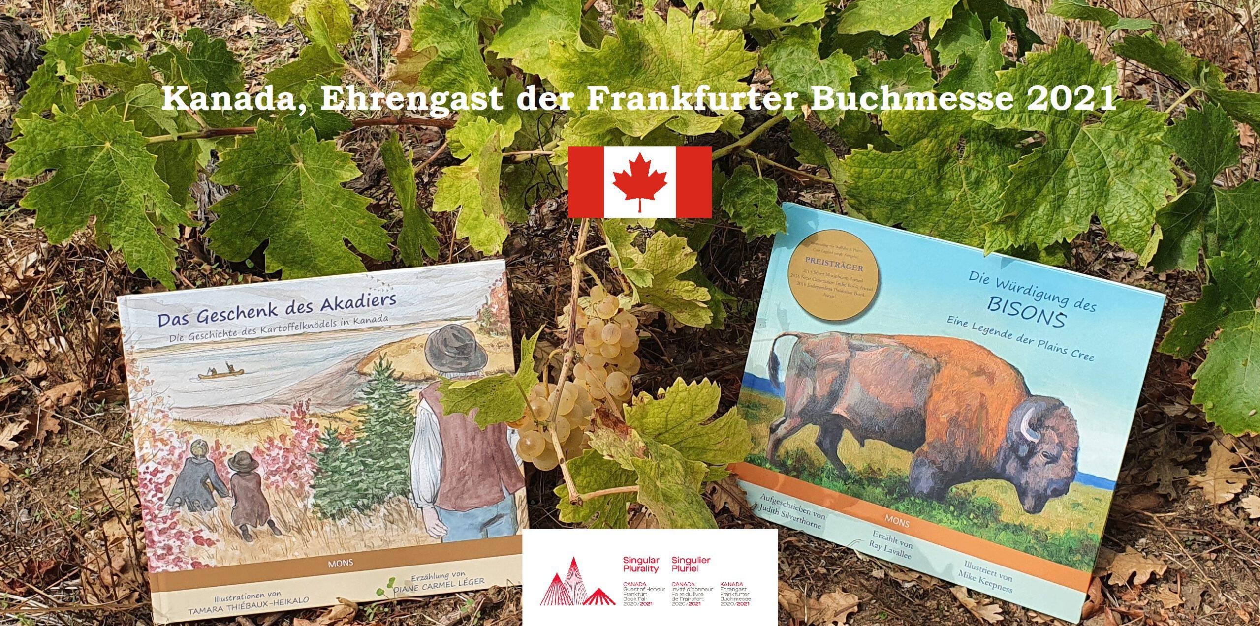 MONS Kanadische Bücher